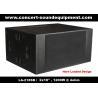 Buy cheap 4ohm 1200W Concert Sound Equipment  2x18