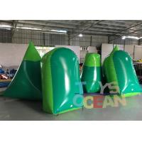 Wholesale Inflatable Dorito / Temples Paintball Custom Inflatable Paintball Airball Bunkers from china suppliers