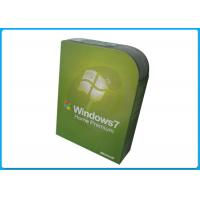 Wholesale Microsoft Windows Softwares windows 7 home premium 32bit x 64 bit with retail box from china suppliers