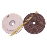 Wholesale polishing pads with snail lock attachment from china suppliers