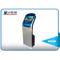 Wholesale Easy control self service kiosk with cash acceptor / self service check in kiosk from china suppliers