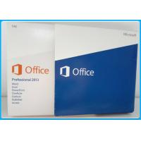 Wholesale Microsoft Office Professional 2013 Software Plus Genuine Retail License DVD activation from china suppliers