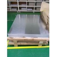 Wholesale Thickness 0.3 - 300mm 5052 Aluminum Sheet For Fuel Tanks / Storm Shutters from china suppliers
