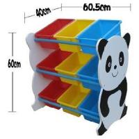 Wholesale Kids Wooden Toys Storage from china suppliers