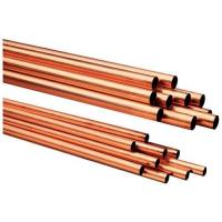 Wholesale Water Heater ACR Seamless Copper Tube Non-alloy UNS C12200 from china suppliers