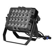 Wholesale 24 pcs 10W Full Color LED Wall Wash Light IP65 DMX Waterproof Rainbow Effect from china suppliers