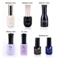 Wholesale gel nail polish base coat and top coat nail gel polish from china suppliers