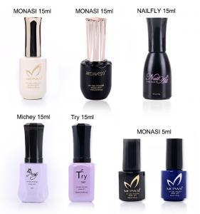 Wholesale wholesales price uv gel 10 kg , uv/led SOAK OFF base coat gel polish from china suppliers