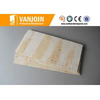 Wholesale Weather Resistant Lightweight Precast Concrete Panels With Flexible Clay , Self - Cleaning from china suppliers