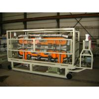 Buy cheap Single Layer Plastic Roofing Sheet Glazed Tile Making Machine Automatic from wholesalers