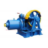 Wholesale VVVF Lift Traction Machine Traction Elevator Components , Right Sheave Position from china suppliers