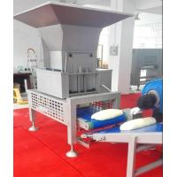 Wholesale Integrated Dough Hopper Dough Laminator Machine with High Capacity Dough Mixer from china suppliers