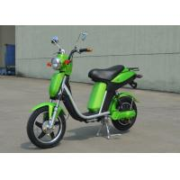 Wholesale Coc Power Pedal Electric Scooter Bike For Adults Lead Acid / Lithium Battery from china suppliers