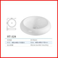 Quality chaozhou dining room designs counter tops wash basin price in india for sale