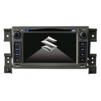 Wholesale 3G Dual Zone Suzuki Grand VITARA Car Audio DVD with GPS Navigation Ipod SUZ-708GD from china suppliers