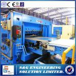 Customised Steel Coil Slitting Machine Adjustable Speed Large Capacity
