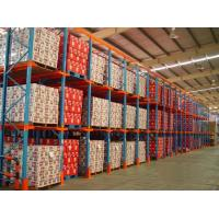 Wholesale Cold Rolled Steel Drive In Drive Through Racking System For Industrial Warehouse from china suppliers