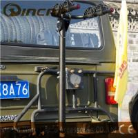 Wholesale 2 Bike Ball Mounted Car Rear Bike Carrier Rack Rear Trunk Iron from china suppliers