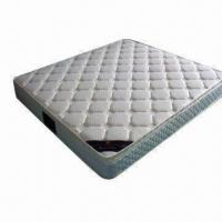 Wholesale Hotel Furniture Double Spring Mattress, Mini Springs as Pillow Top from china suppliers