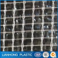 Wholesale crystal hail net, leno knitted anti hail net ,5 years guarantee from china suppliers