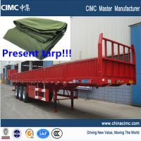 Wholesale hot selling cargo trailer , tri-axle cargo semi trailer from china suppliers