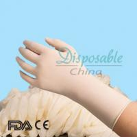 Wholesale Disposable Surgical Latex Exam Gloves/Surgery gloves from china suppliers