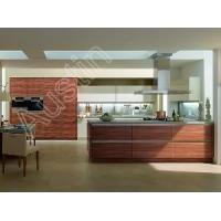 Wholesale 18mm Melamine Chipboard Kitchen Cabinet (AUS098) from china suppliers