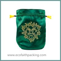 Wholesale satin jewelry bag from china suppliers