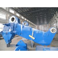 Wholesale High Precision Q345D 5.5m Long Crane Arm / Jib , Nonstandard Crane Parts from china suppliers