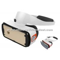 Wholesale ABS PC Android 3d Virtual Reality Headset For Cellphone Bluetooth Controller from china suppliers