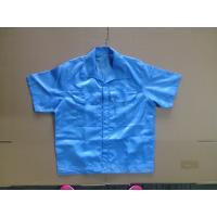 Wholesale Unisex Design Cleanroom Lint Free ESD Polyester Working Shirt from china suppliers