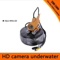 Wholesale 50Meters Depth Underwater Camera with Dual Lead Rodes for Fish Finder from china suppliers