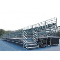 Buy cheap Demountable Temporary Stadium Seating For Entertainment / Sport Events from wholesalers