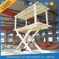 Wholesale Small home lift ever eternal car lift used car lifts , automated car parking system from china suppliers