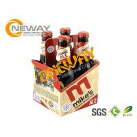 Wholesale Disposable Custom Printed Product Boxes Paper Cardboard Shipping Boxes for Beer Bottle from china suppliers