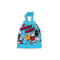 Wholesale Kids Cotton Beach Towels Accessories , Yellow / Blue Bath Wrap With Bag from china suppliers