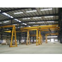 Wholesale MH Type 5 Ton Electric Hoist Gantry Crane , Overhead Hoist Crane High Working Performance from china suppliers