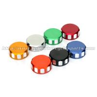 Wholesale Motorcycle Spare Parts Rear Reservoir Cap KTM 1190 RC8 990 Superduke CNC Anodized Gold Red Blue from china suppliers