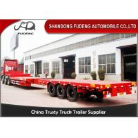 Wholesale 15M - 25M Long Extendable Semi Trailer Wind Blade Transportation Use from china suppliers