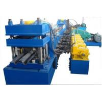 Wholesale Custom 3 - 4mm 16KW Guardrail Roll Forming Forming Machine Approved CE from china suppliers