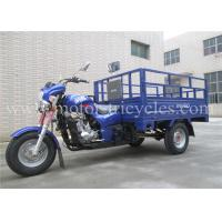 Wholesale Air Cooled  Engine Motorized Cargo Trike , Tricycle 3 Wheel Motorcycle from china suppliers