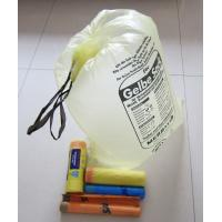 Wholesale OEM Drawstring Garbage Bag On Roll Custom Printed Plastic Side Gusset Bags from china suppliers