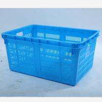 Wholesale HDPE Plastic  Square plastic  crate  , Plastic Shopping Basket from china suppliers