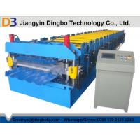 Wholesale 5.5kw Hydraulic Station Power Steel Sheet Forming Machine for IBR Roof in One Line from china suppliers
