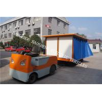 Wholesale Broad Damping Multi Purpose Trailer 2 Tons Load Capacity With Cover from china suppliers