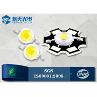 Wholesale 140LM 1 Watt High Power White LED Diode LM-80 Certified for Tunnel Light from china suppliers