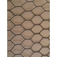 Wholesale Green PVC 48 Inch x 100 Feet Rabbit Cage Hexagonal Wire Mesh 2'' Opening from china suppliers
