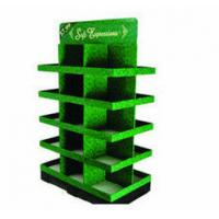 China 4-Side Retail Pallet Displays , Creative Point Of Purchase Displays Matte Lamination on sale