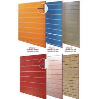 Buy cheap Slatwall For Shops, Supermarket From Rongye Industry from wholesalers
