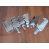 Wholesale Alloy Steel Casting Vacuum Spare Parts for ISO Double Claw Clamp from china suppliers